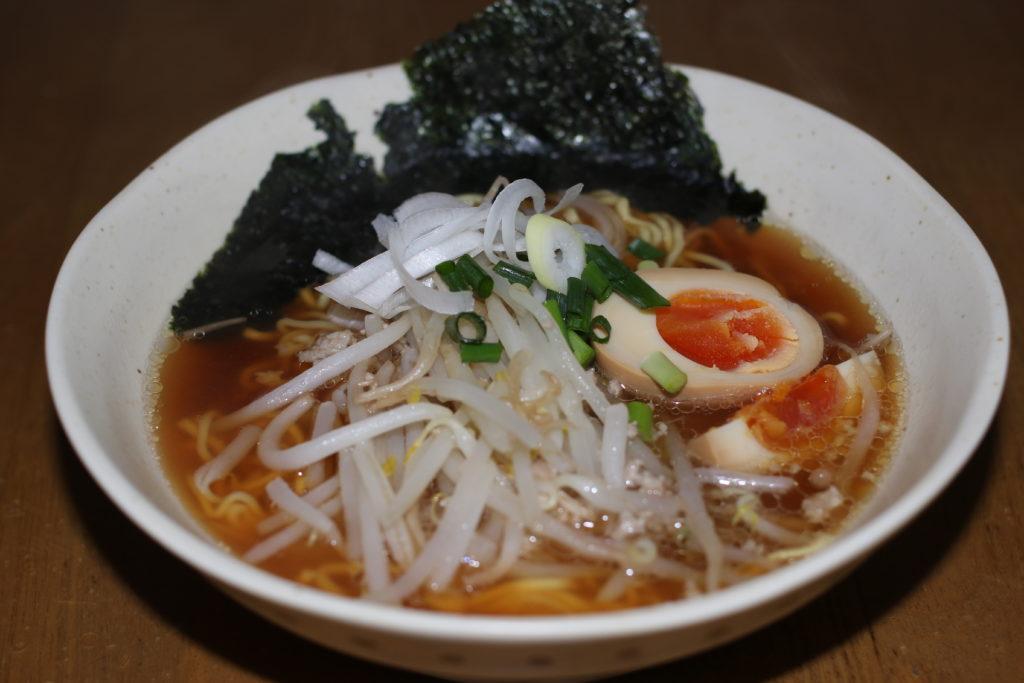マルちゃん正麺 醤油