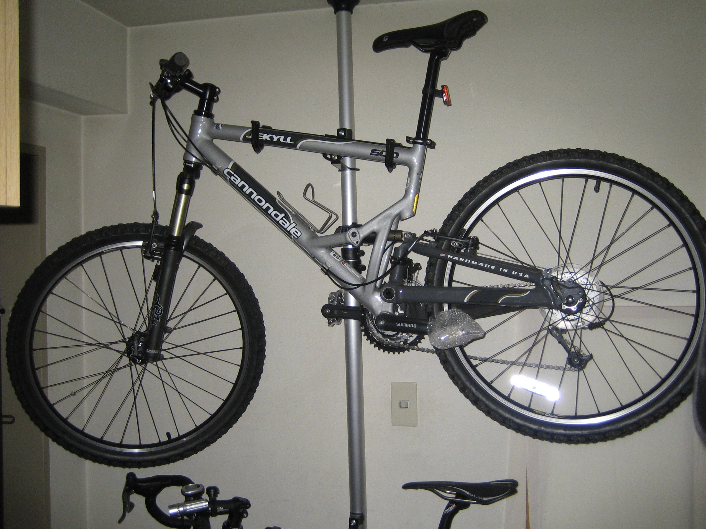 cannondale jekyll 500 2005