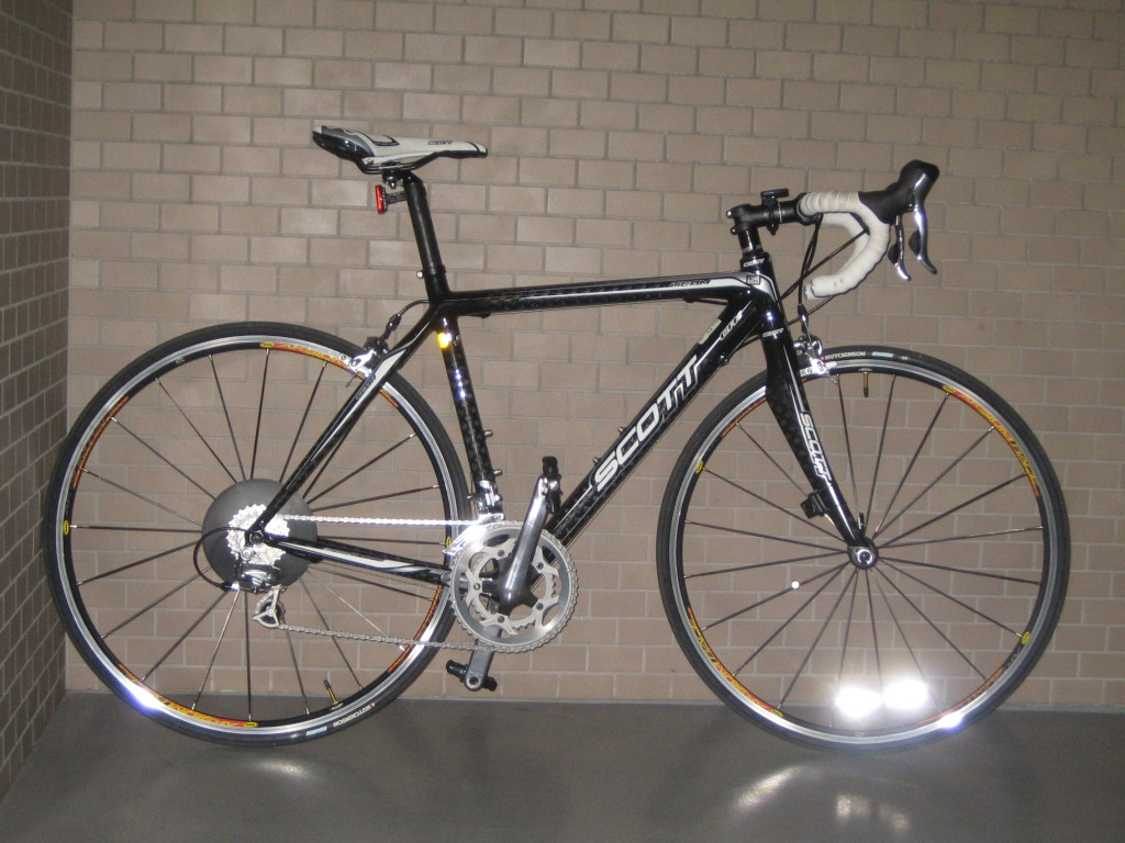 SCOTT CR1 Team Compact (2008)
