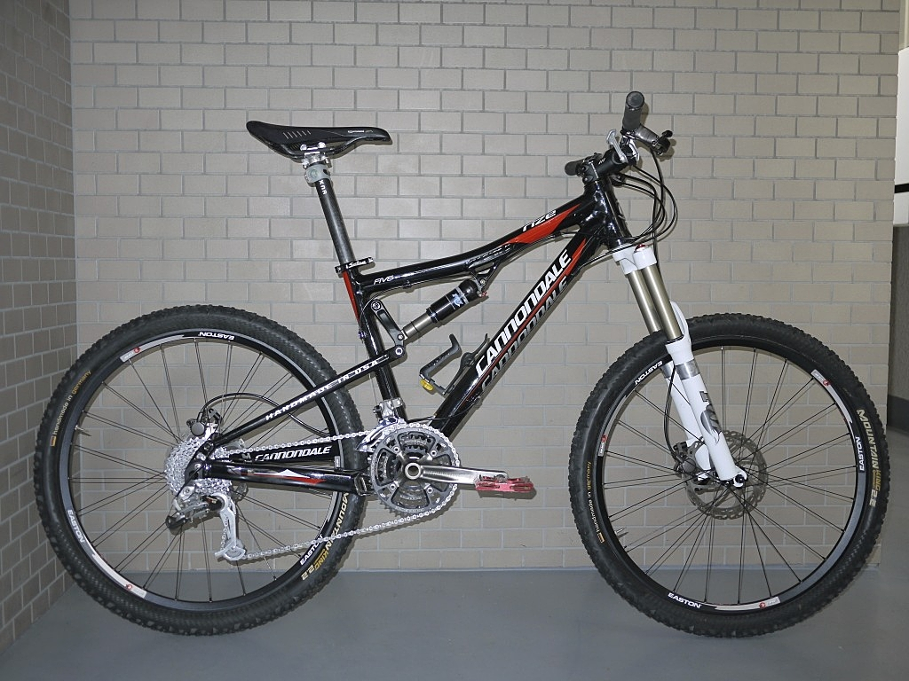 Cannondale Rize + EASTON XC ONE
