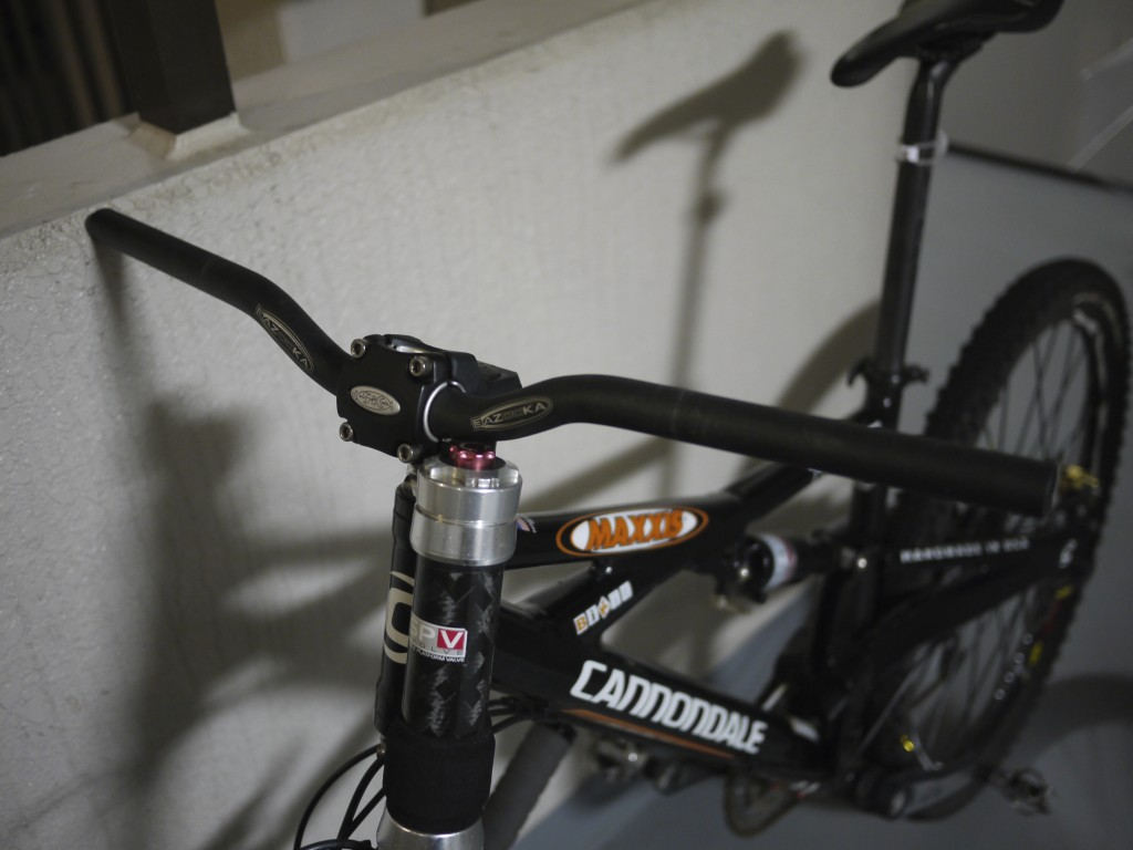 Lefty Max + SIC STEM 40mm
