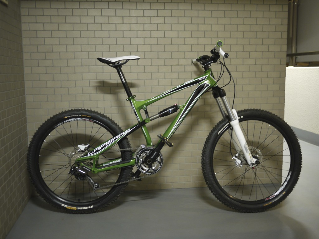Lapierre Spicy 216 (2010)