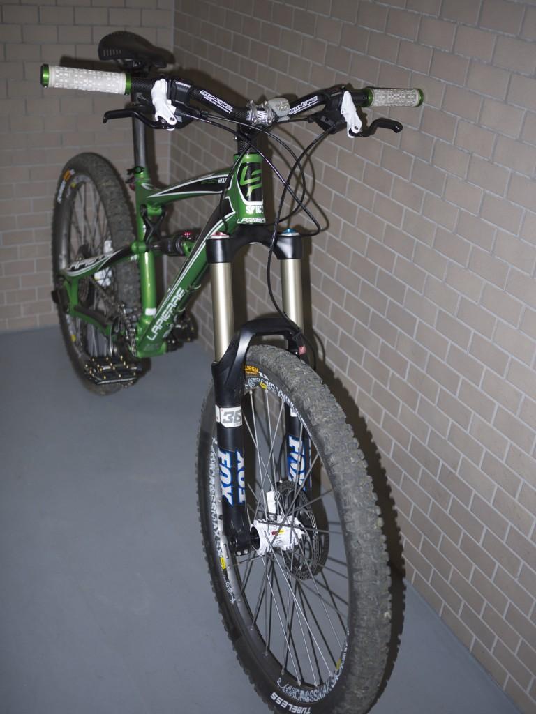 FOX FORX 36 VAN R 2006