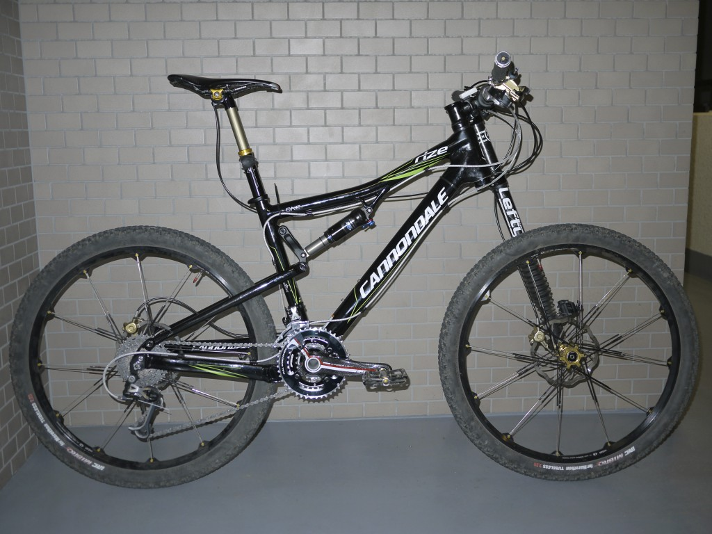 Cannondale RZ One 40 2010