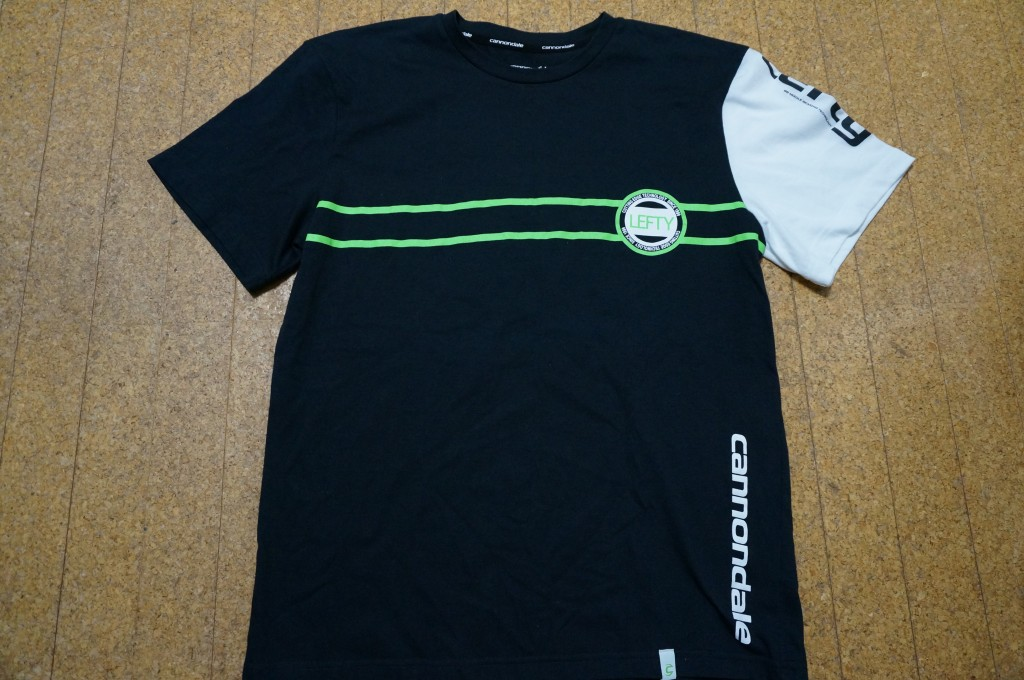 Cannondale Tシャツ