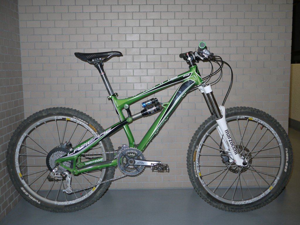 Lapierre Spicy 216