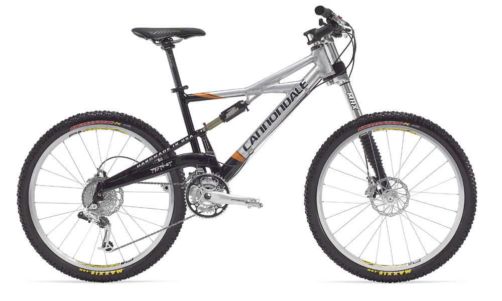 Cannondale Prophet 1000 Rep Color 2006