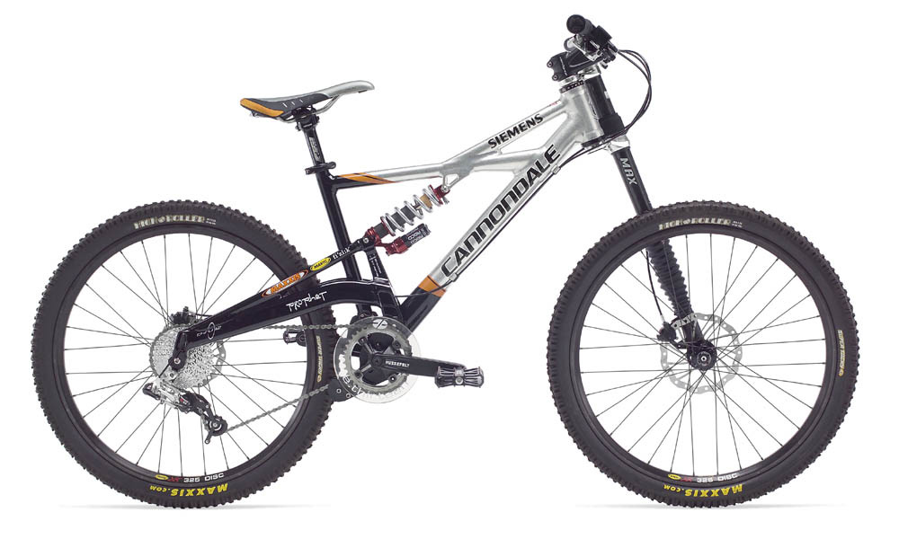 Cannondale Prophet 4X Team Replica 2006