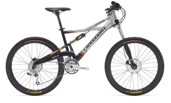 Cannondale Prophet 1000 2006 Rep Color