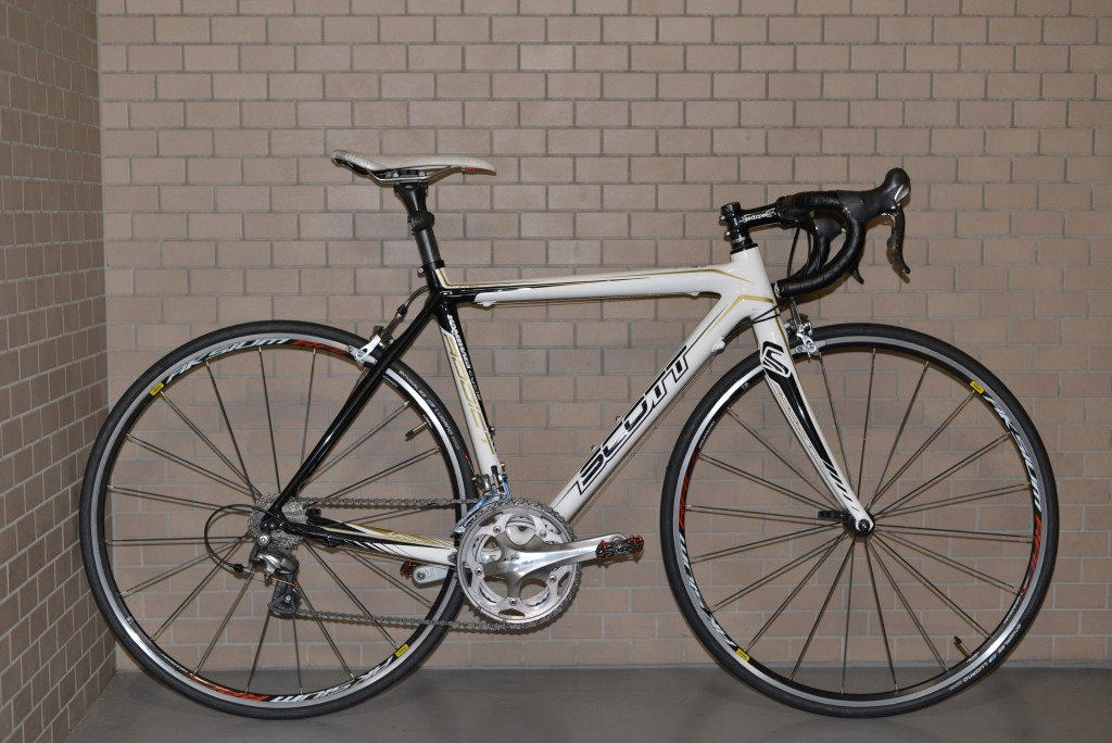Scott Addict R3 2009 (After)