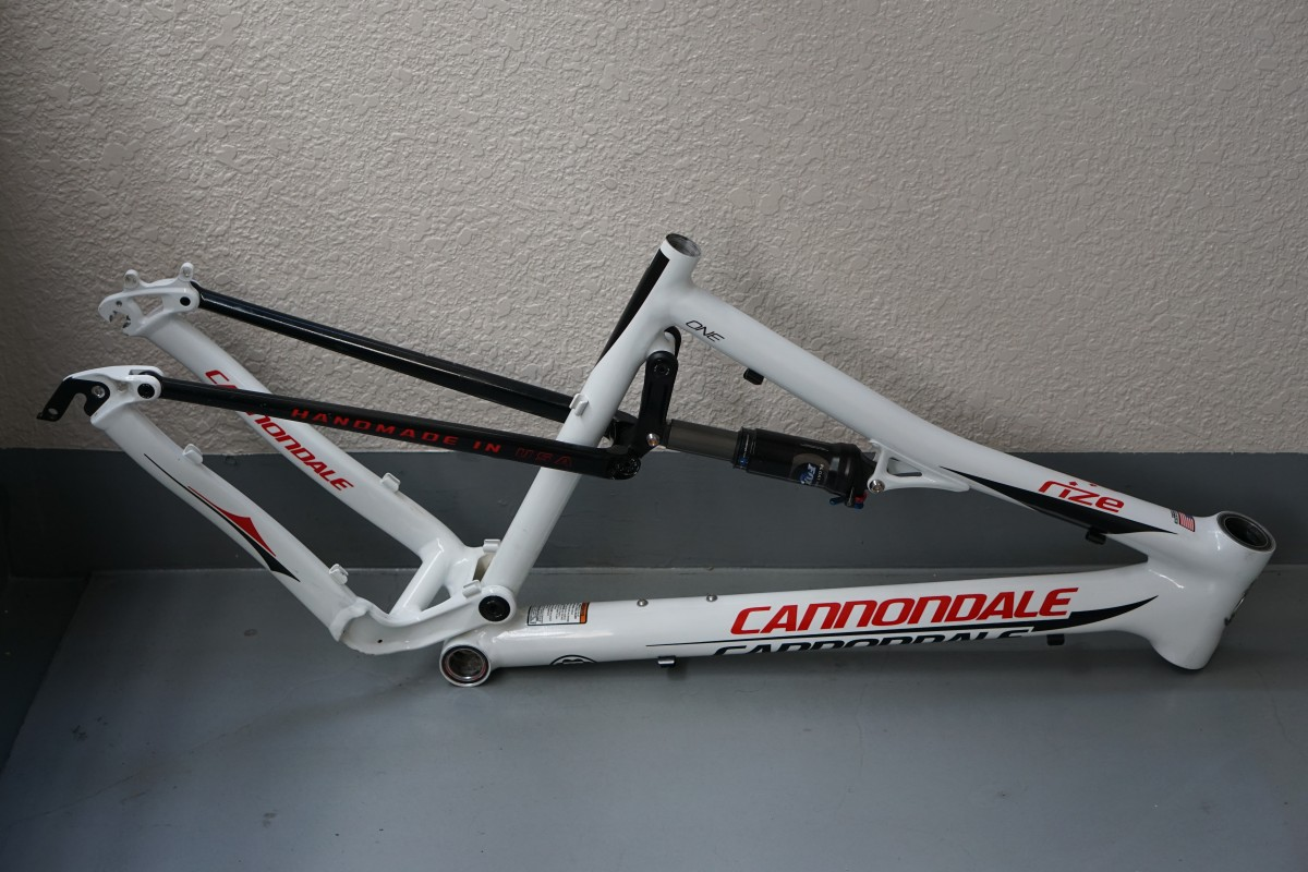 Cannondale Rize 1 Carbon 2009