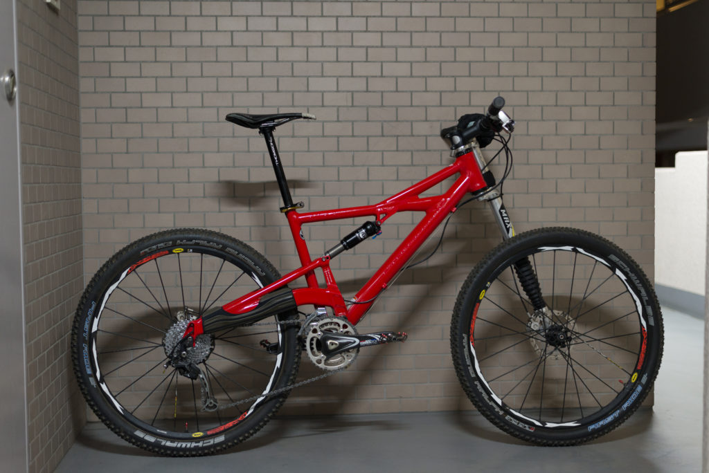Cannondale Prophet + FOX FLOAT CTD