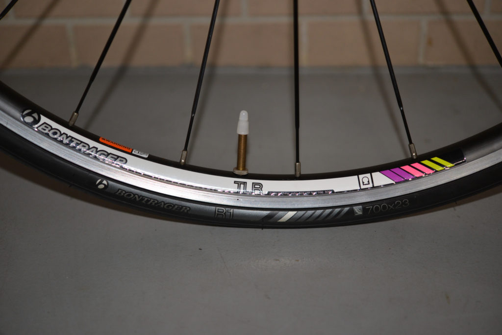 Tubeless Ready