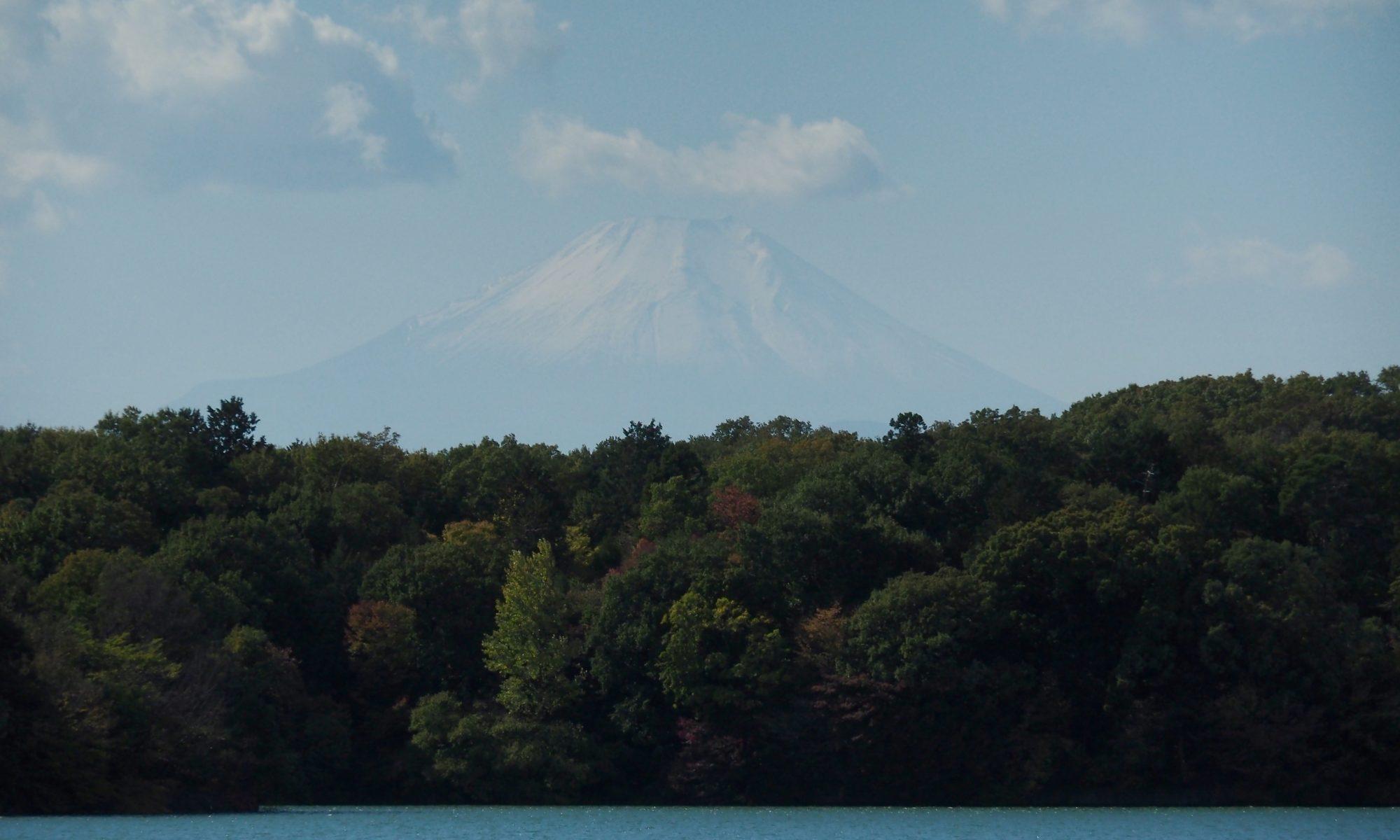 富士山(Trail-Sさん撮影)