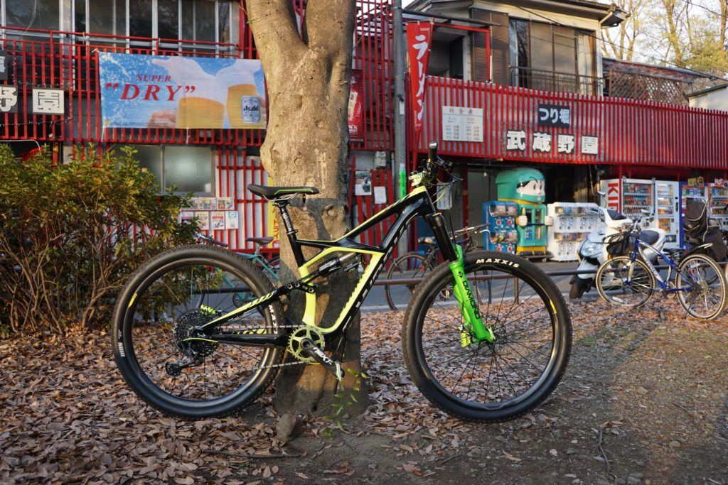 Specialized S-Works Enduro (2013?)