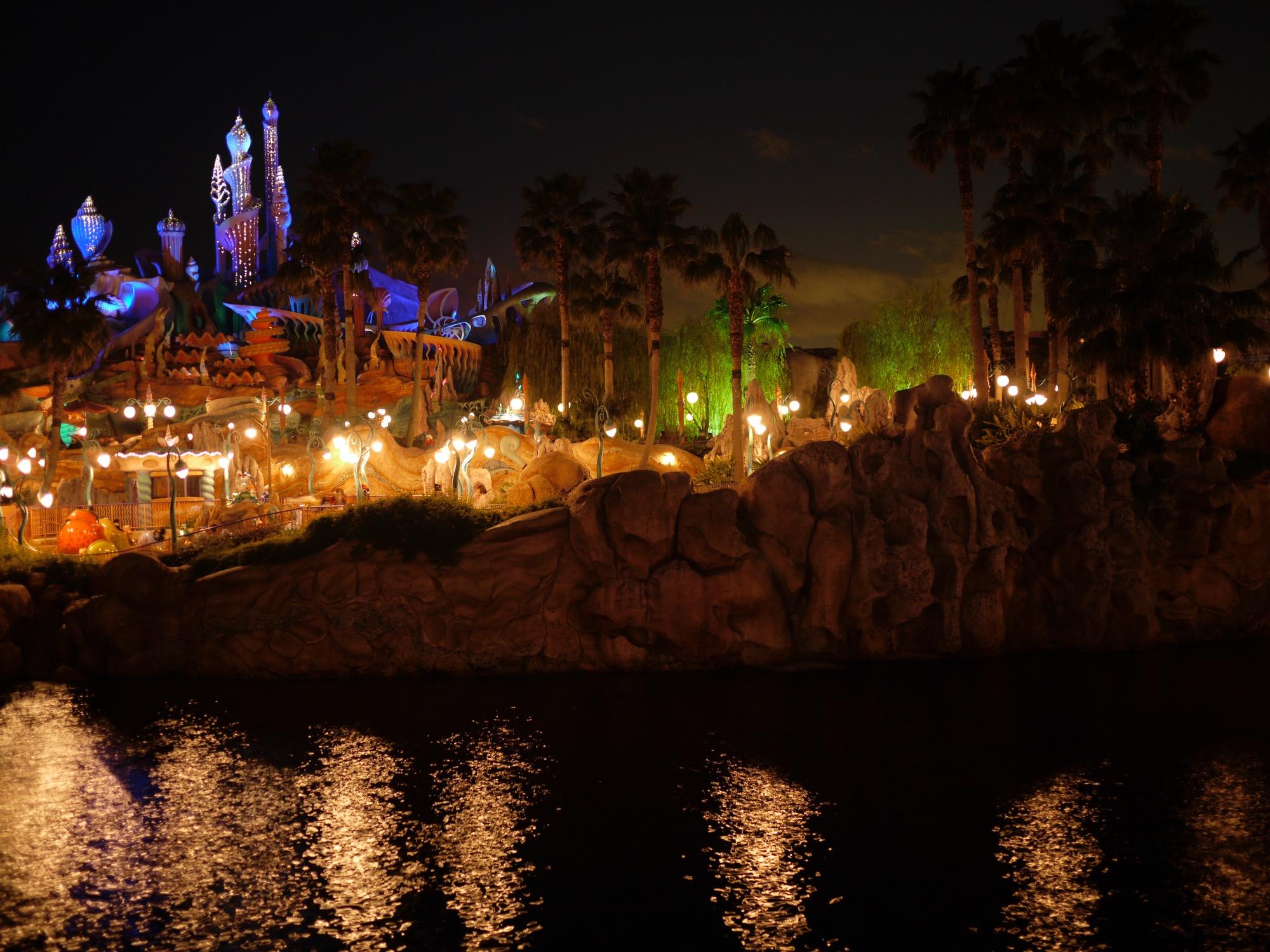フルオートで普通に夜景も撮れる