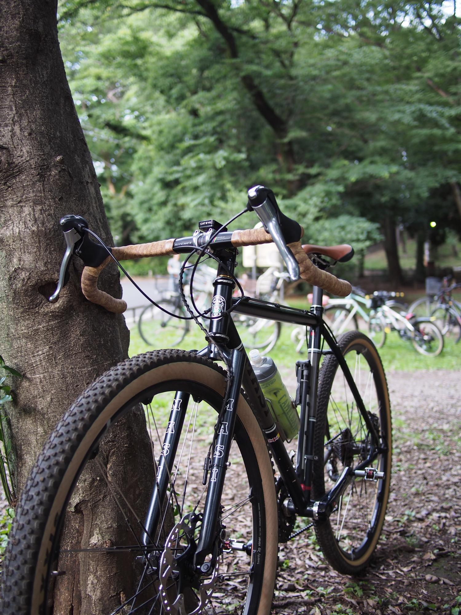 Trail-Sさんのド迫力バイク