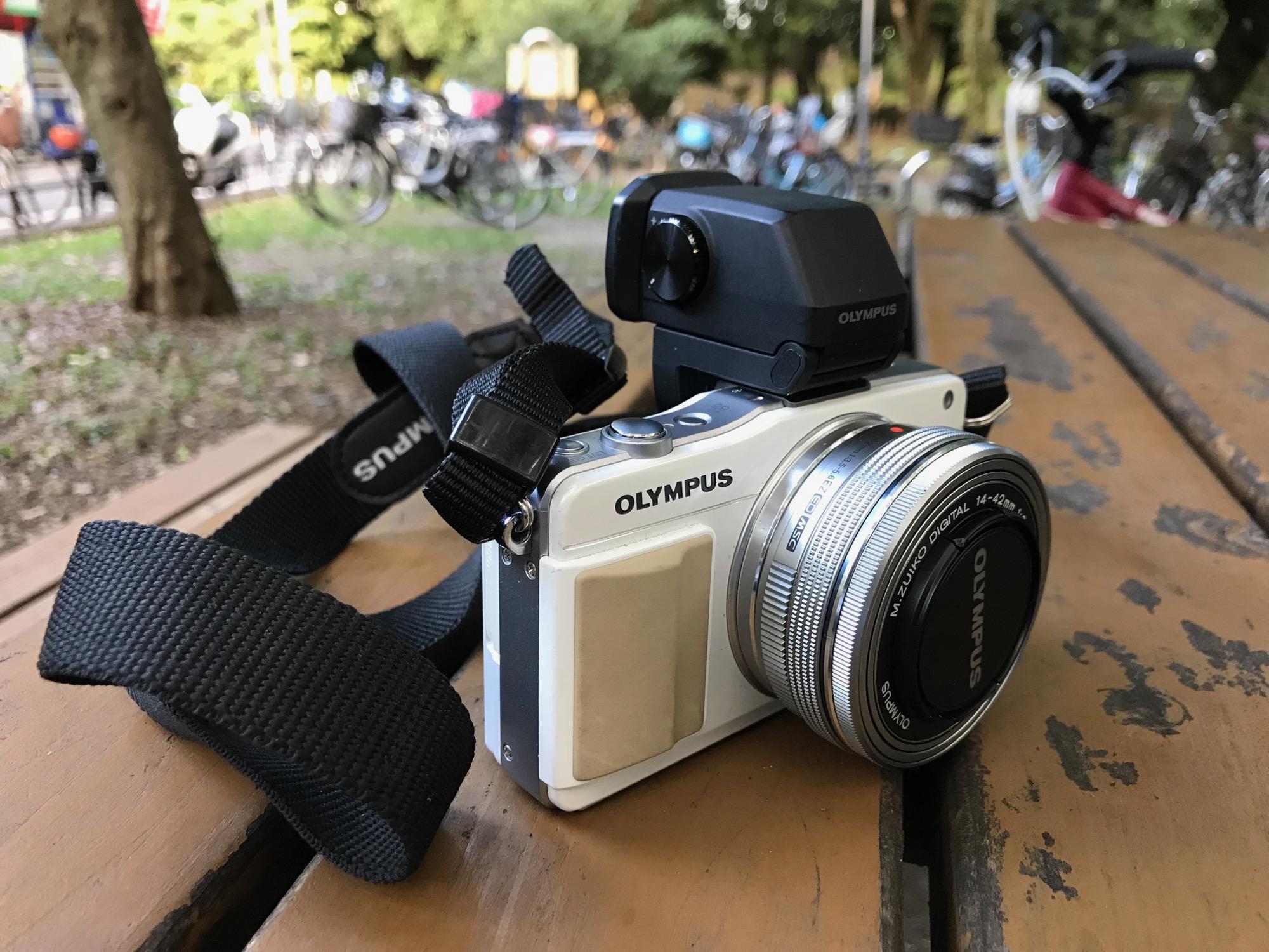 Olympus E-PM2 + 14-42mm