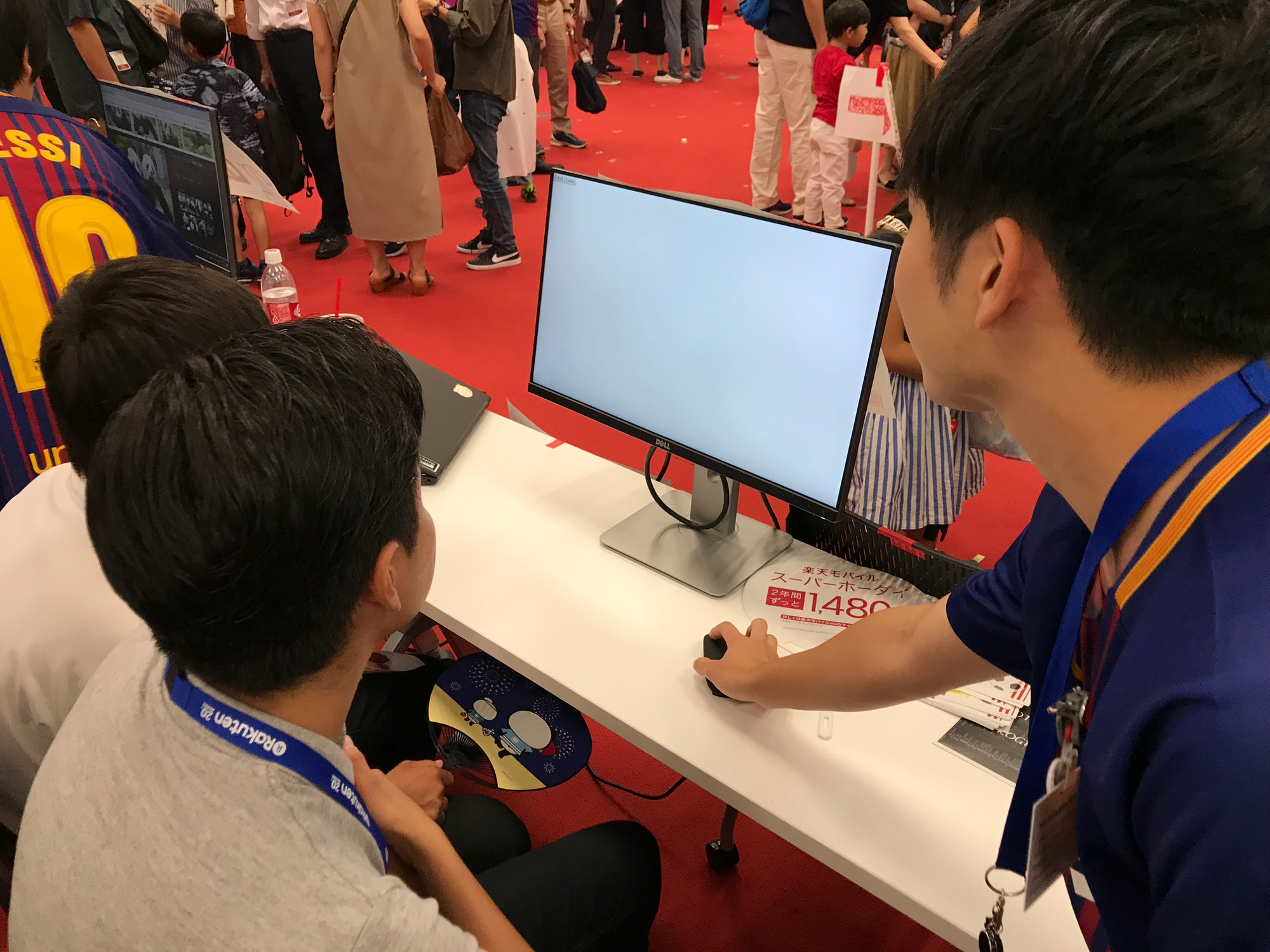 新卒による、初心者から始めたプログラミング作品を発表
