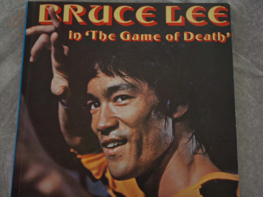 BRUCE LEE in 'The Game of Death'