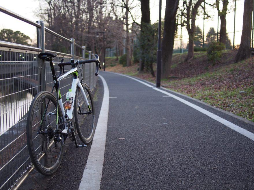 善福寺川緑地 こどもサイクリングコース