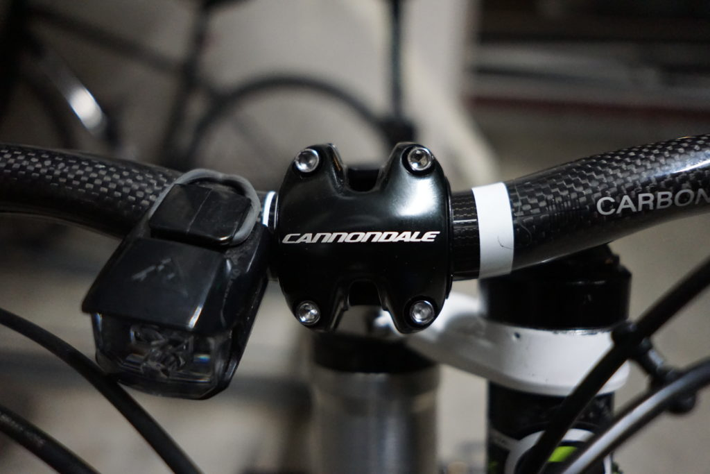 cannondale stem 80mm