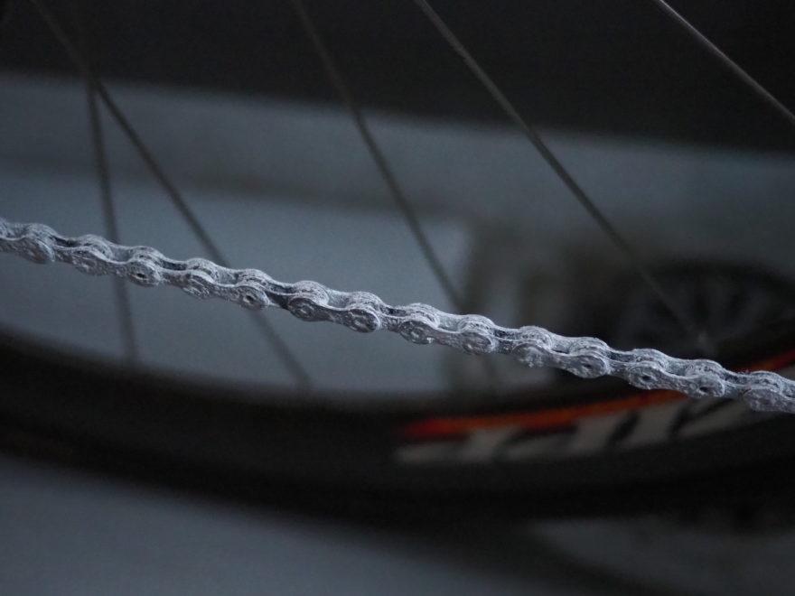 Campagnolo Record Chain + ceramic speed drip