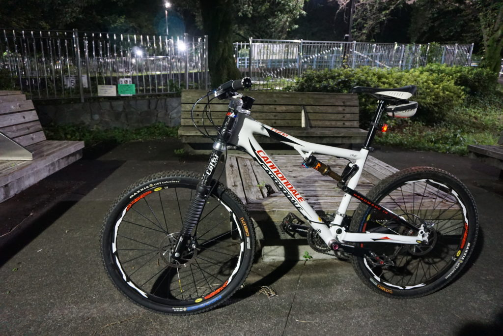 cannondale rize carbon one 2009