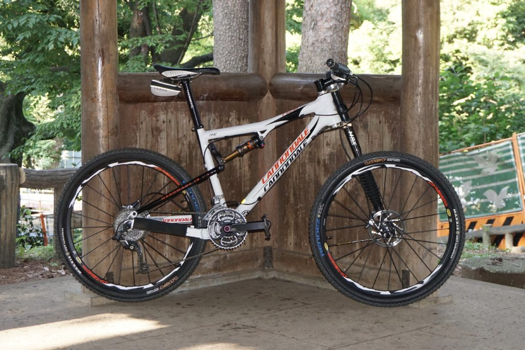 cannondale rize one carbon 2009