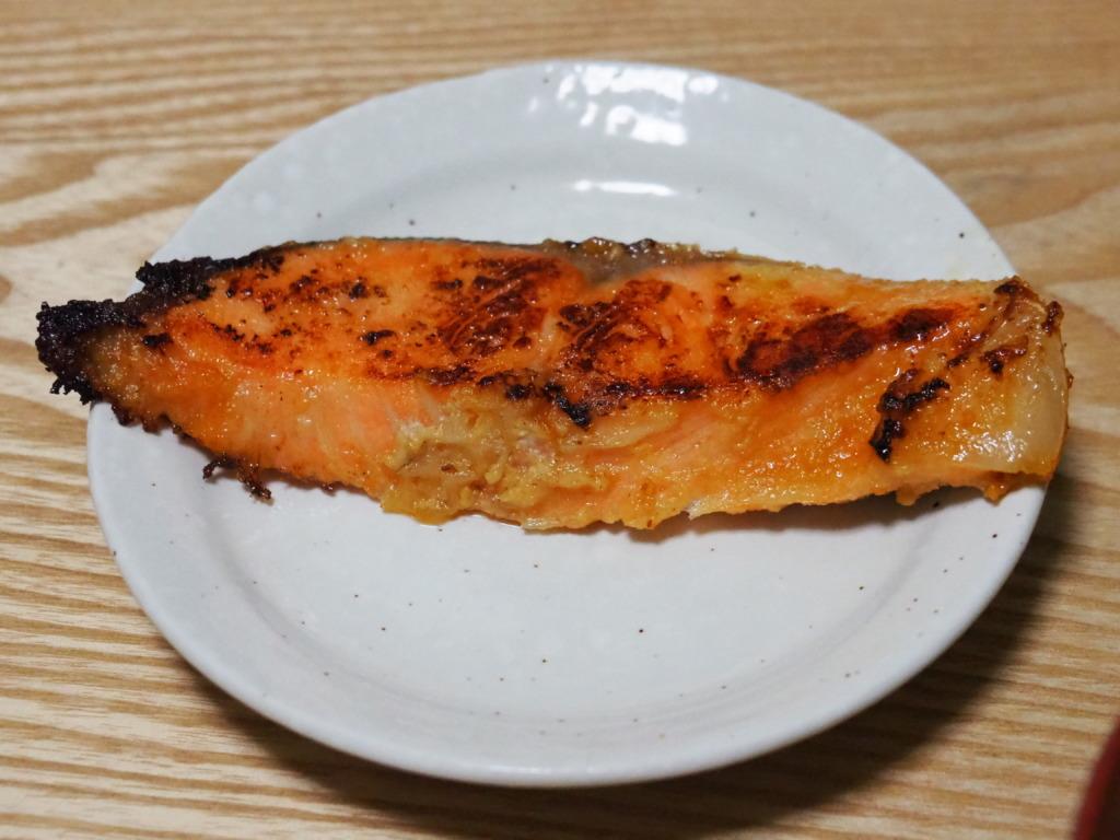 西京焼き鮭