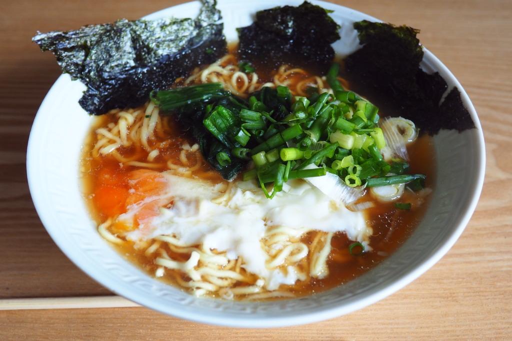 マルちゃん正麺醤油
