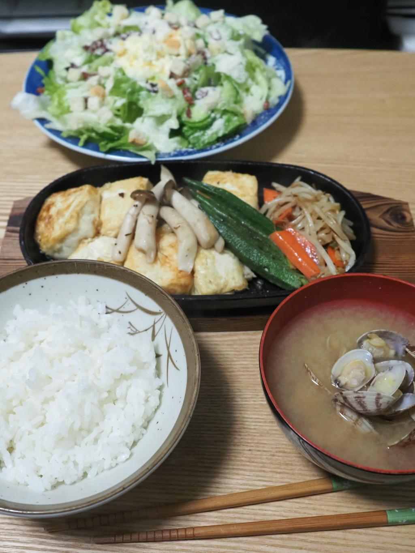 2021-01-17の夕食