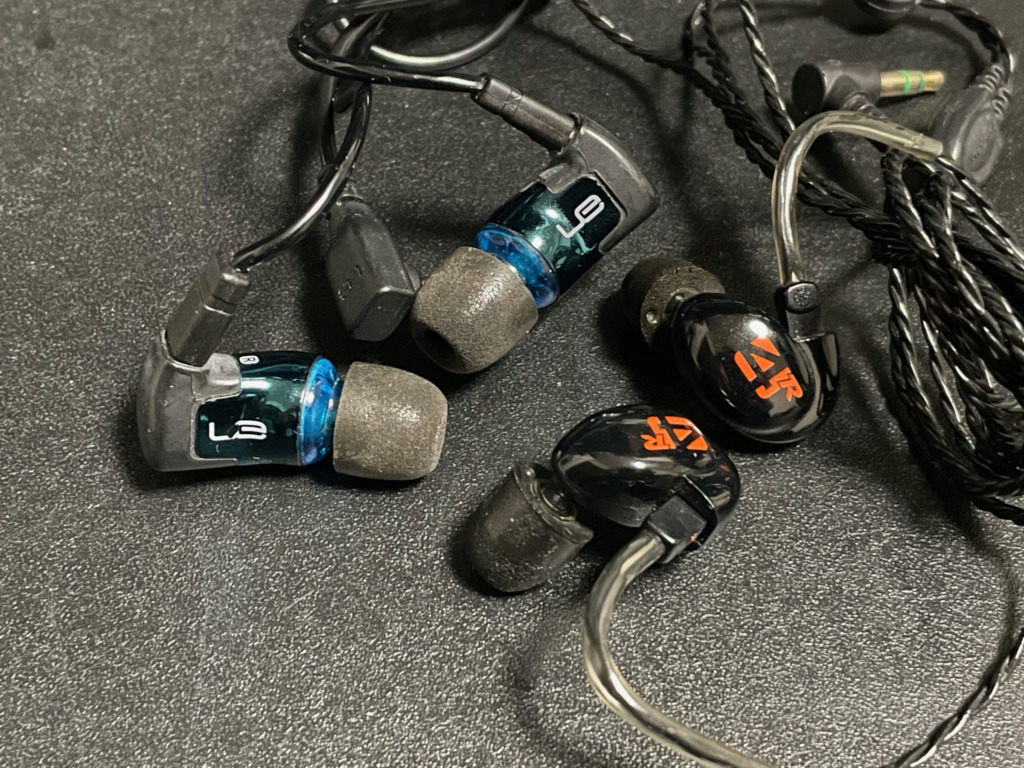 Ultimate Ears Triple.fi 10 Pro & Westone 4R